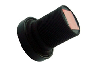 "1/2.3"" 2.7mm 12Megapixel M12x0.5 Mount 175degrees wide angle lens for MT9F002/IMX078/IMX169 - Videolenssupplier.com"