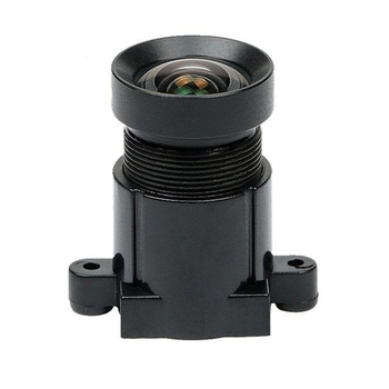"1/2.3"" 4.3mm F2.8 14Megapixel M12x0.5 Mount IR CUT Low-Distortion Board Lens, Economic 4.3mm non-distortion lens - Videolenssupplier.com"