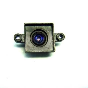 "1/4"" 3.6mm F2.8 Megapixel M8x0.35 mount non-distortion lens with metal housing - Videolenssupplier.com"