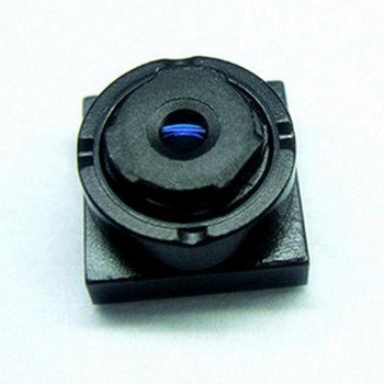 "1/4"" 4.0mm F2.4 5Megapixel M6x0.35 mount non-distortion lens, 4mm M6 plastic lens - Videolenssupplier.com"