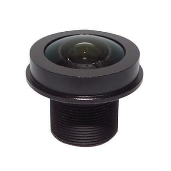 "1/1.8"" 1.6mm 5MP Megapixel M12x0.5 mount 180degree Fisheye Lens for IMX172/IMX178/IMX185 sensors - Videolenssupplier.com"