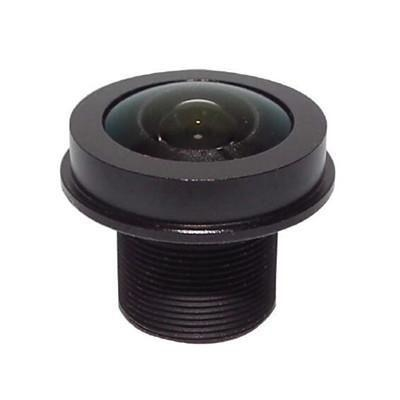 "1/1.8"" 1.6mm 5MP Megapixel M12x0.5 mount 180degree Fisheye Lens for IMX172/IMX178/IMX185 sensors"