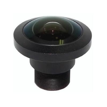 "1/2.7"" 1.13mm 8Megapixel M12x0.5 mount 220degree Fisheye Lens for OV5658/OV5693 sensors"