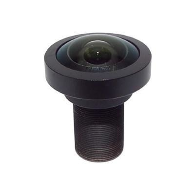"1/2.7"" 0.95mm 6Megapixel M12x0.5 mount 195degree Fisheye Lens for AR0331/OV4689/IMX290 - Videolenssupplier.com"