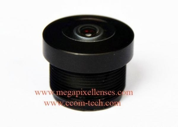 "1/2.7"" 2.3mm F2.5 3Megapixel M12x0.5 Mount 200degree Fisheye Lens, 360D panoramic lens 1/2.7"" 2.3mm F2.5 3Megapixel M12x0.5 Mount 200degree Fisheye Lens, 360D panoramic lens - Videolenssupplier.com"