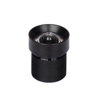 "1/2.5"" 3.6mm 5MP Megapixel M12x0.5 Mount Non-Distortion Board Lens, 3.6mm IR Cut non-distortion lens for MI5100"