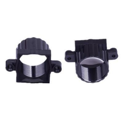 Plastic M12x0.5 mount Lens Holder, 18mm fixed pitch holder for board lenses, height 12mm