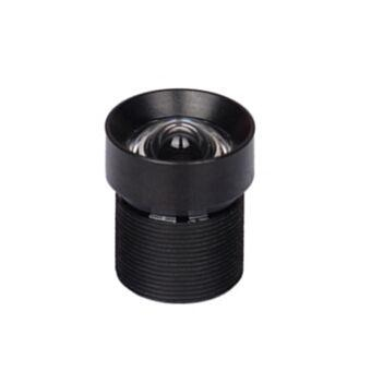 "1/2.5"" 3.6mm 5Megapixel M12x0.5 Mount Non-Distortion Board Lens, 3.6mm non-distortion lens for MI5100"
