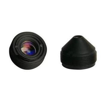 "1/2.7"" 3.7mm F2.5 2MP Megapixel M12x0.5 mount Sharp Cone Pinhole Lens for covert cameras"