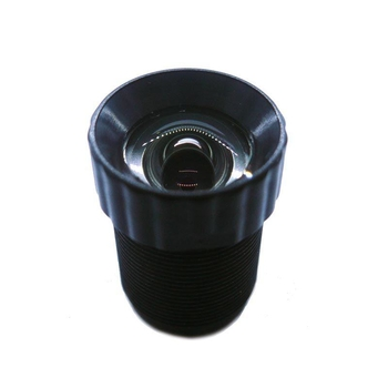 "1/2.5"" 4.14mm F3.0 5MP Megapixel M12x0.5 Mount Non-Distortion IR CUT Board Lens for MI5100/MT9P001 - Videolenssupplier.com"